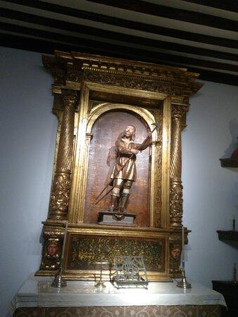 Pequeño altar.