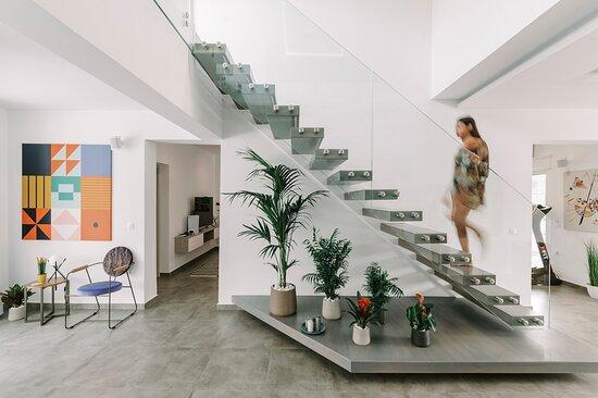 Pefkos, Griechenland: indoor details