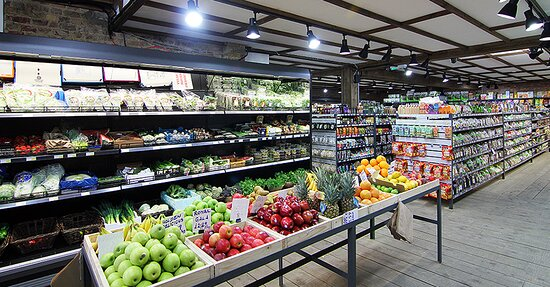 Harvest Groceries E8