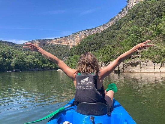 Action Canoe-Kayak La Vernede