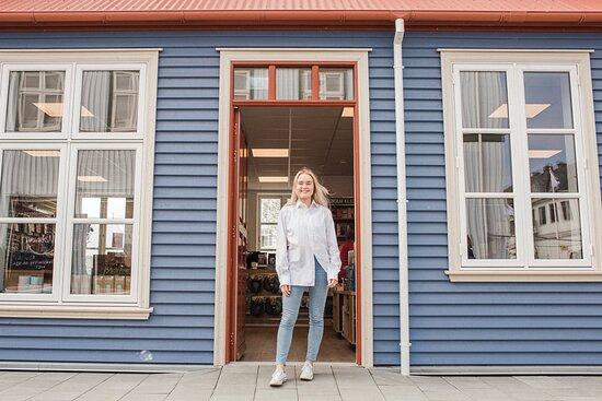 Penninn Eymundsson book store.