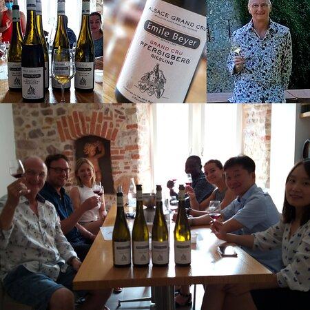 "Basel, Schweiz: ""Best Alsace wine tour, ever!"""