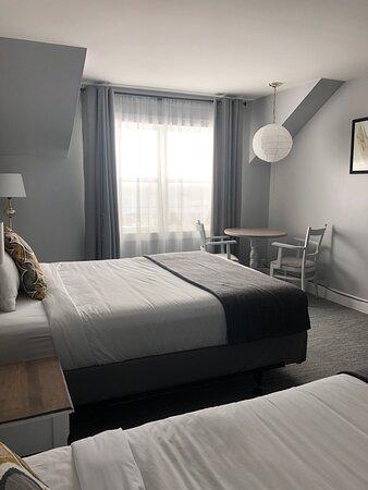 Oceanview with 2 queen beds