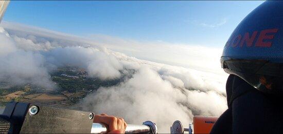 Paragliding in Cascais - VOODESONHO