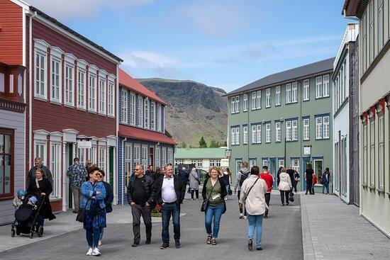Brúarstræti street