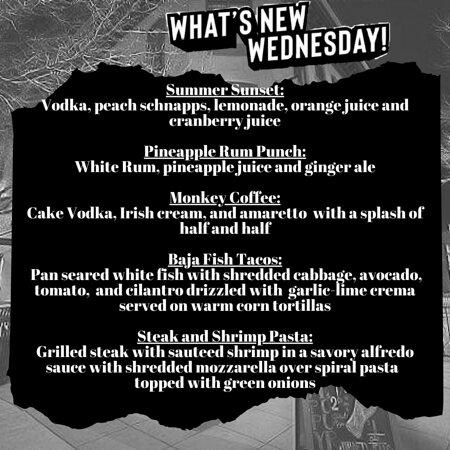 #weeklyspecials #happyhour #downtowngj #food #craftbeer #hardciders #wine #whiskey