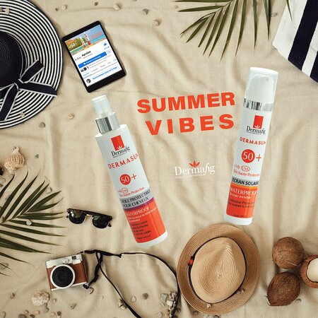 Tunisi, Tunisia: profiter de l'été avec une haute protection solaire ✅😍 waterproof ⚠️ contre UVA et UVB ✅ SPF 50+