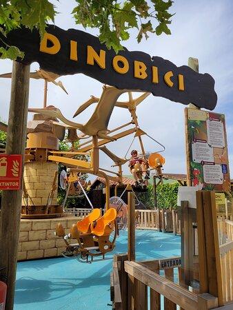 Sauriopark. Dinobici