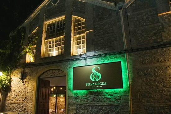 Cabra, Spanien: Fachada de nuestro restaurante