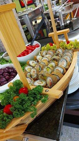 Sushi los fines de semana