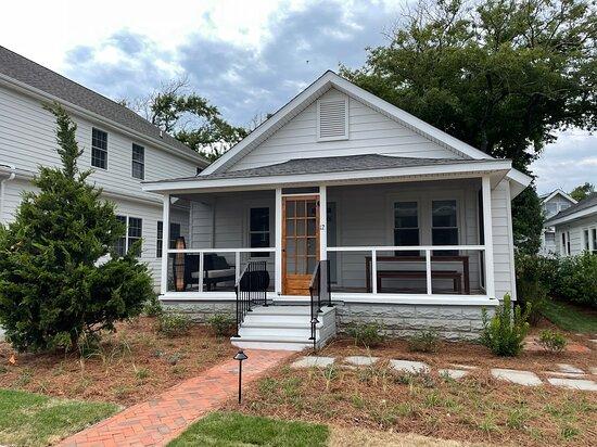 Unit 12 cottage front view