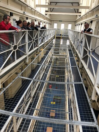 Foto Shrewsbury Prison Guided Tour