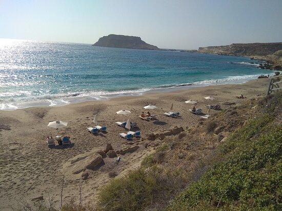 Frangolimiona Beach
