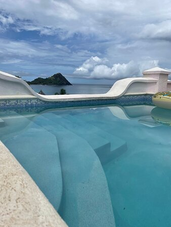 View of our rooftop terrace private pool