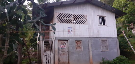 Bocas del Toro Province, Panama: Casa de hospedaje  para los turistas aqui en Bonyic