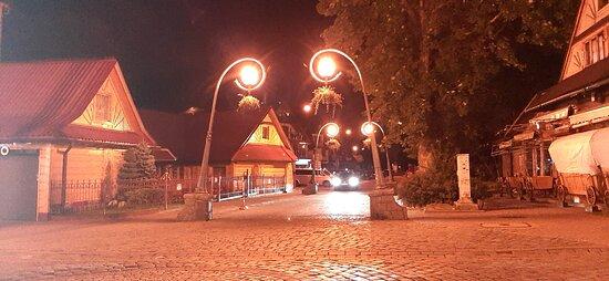 Zakopane, Polen: Calle principal