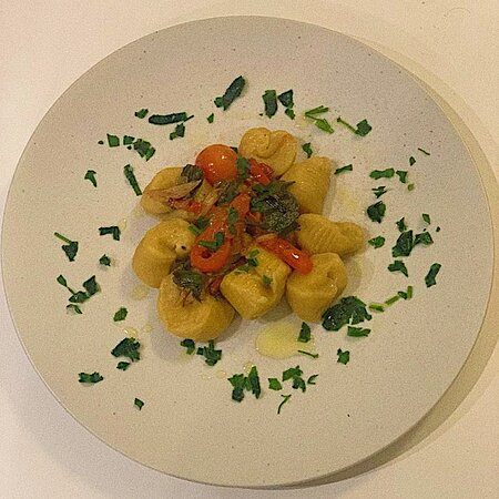 Gnocchi de Batata Gourmet
