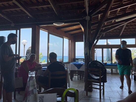 Cena - Εικόνα του Goccia di Mare, Briatico - Tripadvisor