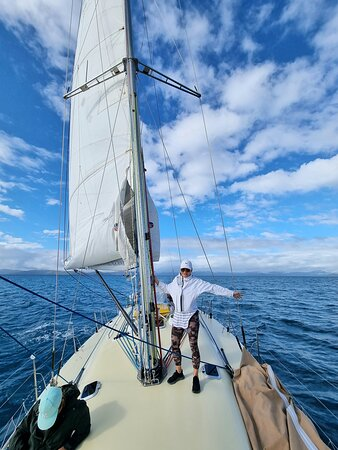 Bucket list experince , sailing the Withsundays