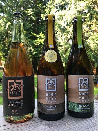 Root wood cider is sooooooooooo good