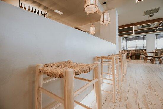 Valladolid, Spain: Interior del restaurante