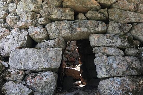 Guided Archaeological Walking Tour in Barbagia in Orgosolo with...