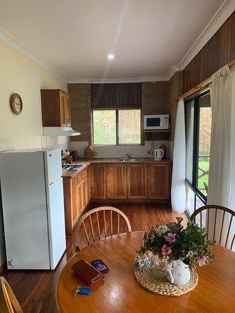 Kitchen / Dining - Blue Wren Cottage