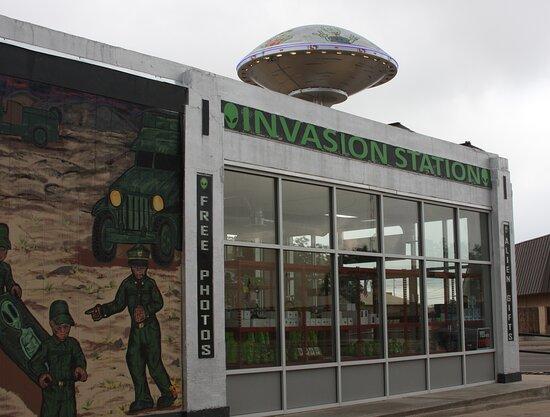Invasion Station