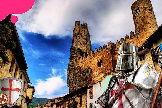Tour Escape Autoguiado El Secreto de los Templarios en Burgos