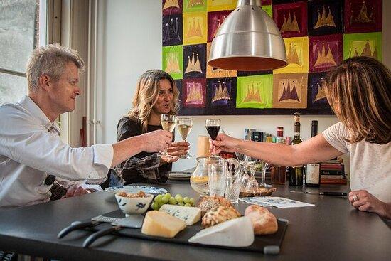 Dégustation privée de fromages hollandais et de vins à Amsterdam