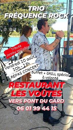 Vers-Pont-du-Gard, Prancis: Réservation fortement conseillée