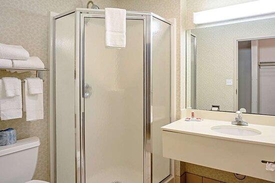 Bathroom in Jr. Suite