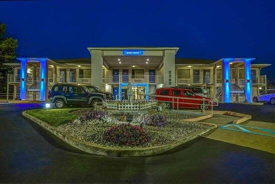 Motel Lexington KY Exterior