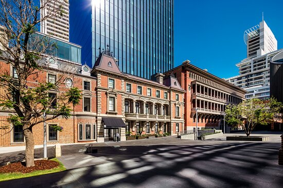 COMO The Treasury Perth Exterior
