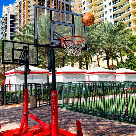 Oceanfront Basketball