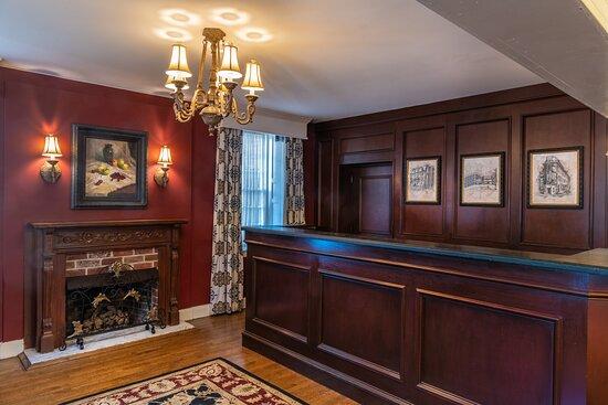Governor Calvert House - Front Desk