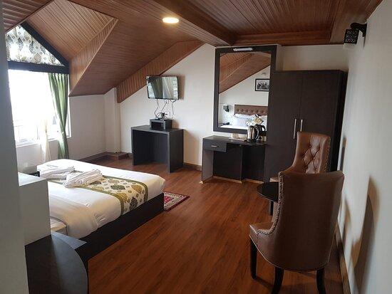 Darjeeling, Indien: Room