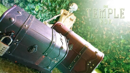 The Temple Box Escape Room Madrid - The misteries of the jungle are waiting for you!!