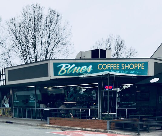 Blues Central Coffee Shop
