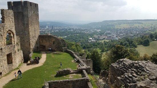 Lorrach, Γερμανία: Climbing higher!