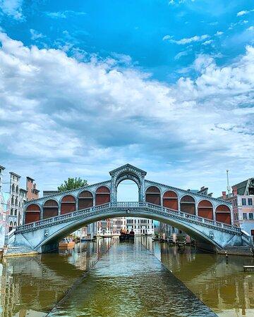 Percorso in Canoa nella quasi-Venezia!