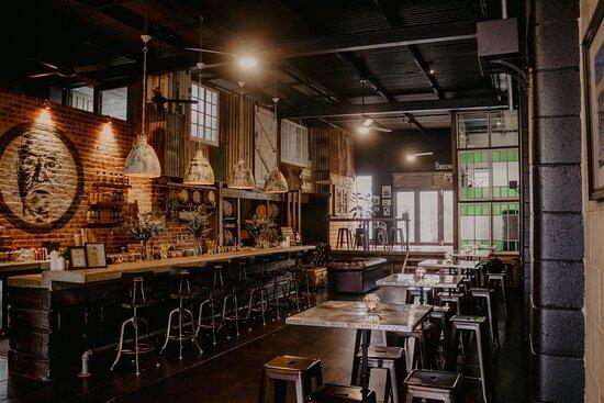 Tasting Room at Granddad Jack's Albion - by Weekend Edition