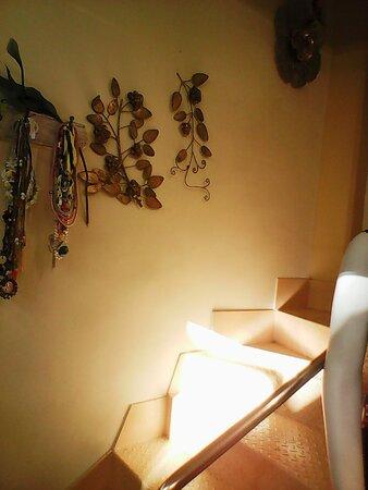 Khalkis, Grecia: σκαλες εικαστική   διακοσμιση