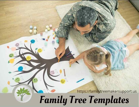 Terrell, TX: Want to elaborate your family history with fun or in a creative way? A family tree template helps you to do so. These family tree templates ideas give your family tree a great look on your house wall. You can decorate your house wall with these beautiful family tree templates by printing a family tree.