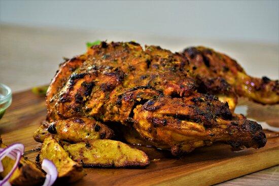 Tandoori Chicken Roast