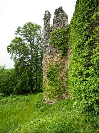 Le Château de Montgilbert à Ferrières-sur-Sichon.