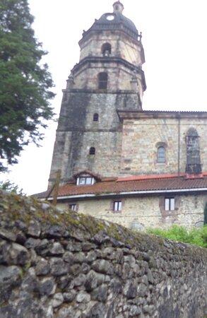 Irurita, Ισπανία: Iglesia de San Salvador