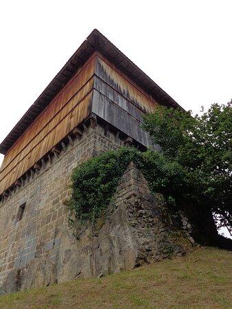 Donamaria, Ισπανία: Torre en Donamaría