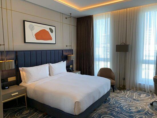 Новый отель и отличный сервис