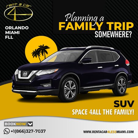 Miami, FL: Planining a family trip somewhere? A SUV is ideal! Space for all the family. . Contact us right now to rent this vehicle and enjoy! +1(866)3277037 . Rent A Car 4less Less Price More Fun
